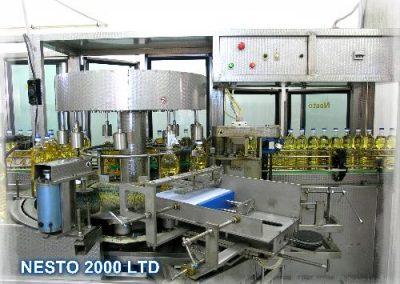 Етикетираща машина  за хартиен обиколен етикет