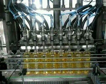 Модул за наливане на бутилки